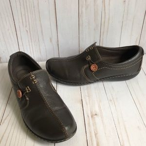 Clarks Collection Slip On Comfort Shoes